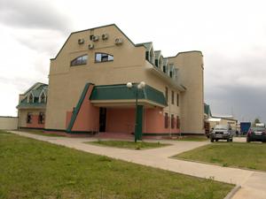 Производственное здание АО 'Теплоком' на Гаражном проезде